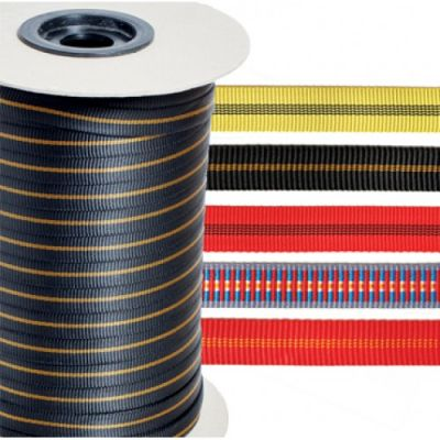 Tendon Flat Tubular Webbing (25mm x 100m)