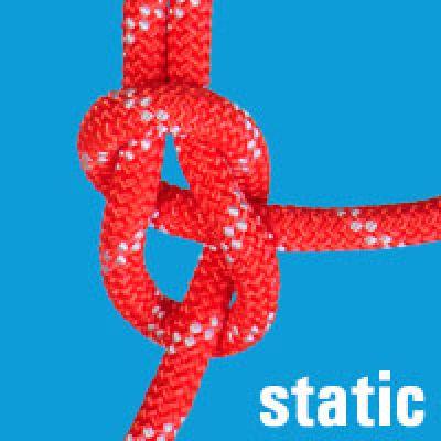 "PMI ® CLASSIC PROFESSIONAL Static Rope 12.5 mm ( 1 /2"") x Per Meter"