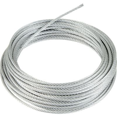 Steel Wire Rope 8mm Steel Core per Meter