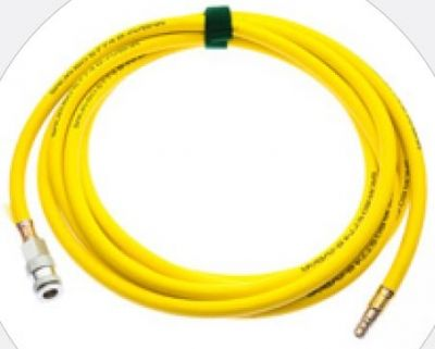 517968 INFLATION HOSE 10M, YELLOW SAVA