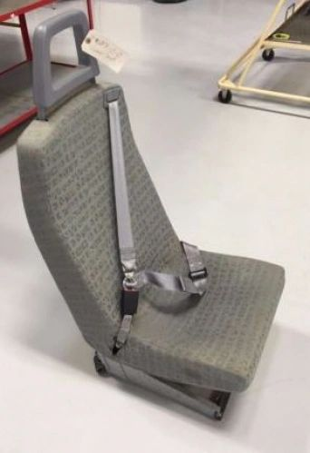 Eurocopter Passenger Seat Surplus, Airbus Helicopter (AVIATION)