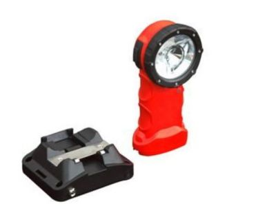 Larson Electronics EXPRA-04R Rechargeable Explosion Proof LED Right Angle Clip Light
