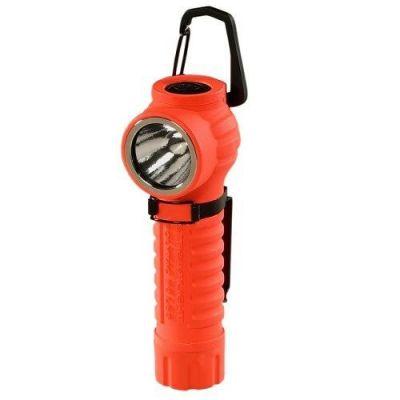 Streamlight 88834 Orange Poly Tac 90 C4 LED Flashlight