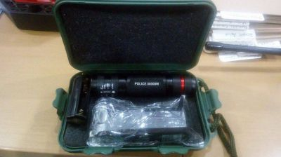 S22 Cree LED Rechargeable Flashlight