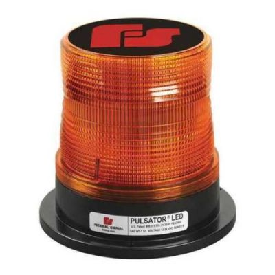 FEDERAL-SIGNAL 212652 02SB Beacon Light Magnetic 6 in H Class II G2420315