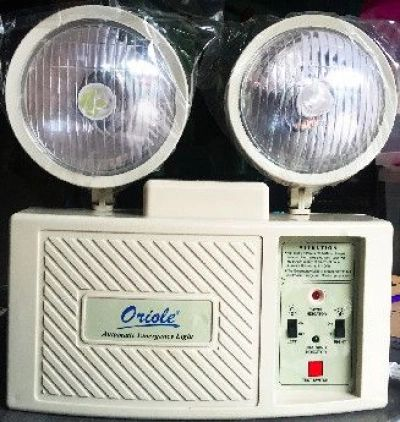 OEL 777 - 6 Volts LED Emergency Light