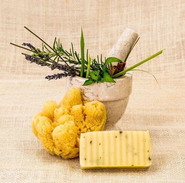 Soap Lemongrass