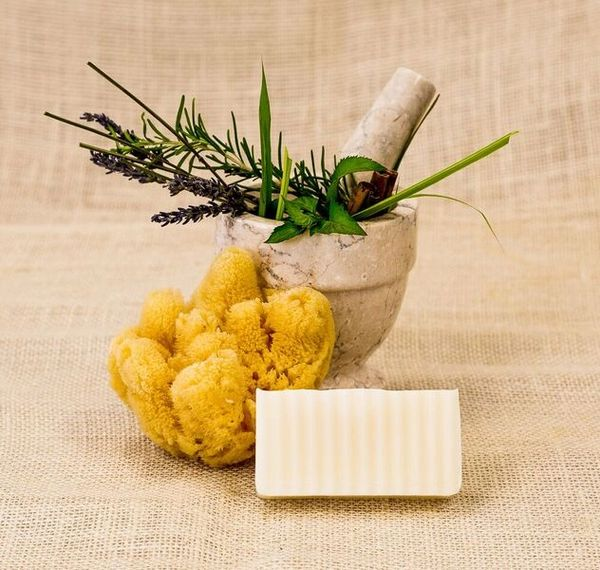 Soap Orange Peppermint