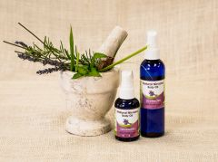 Body/Massage Oil Large Lavender