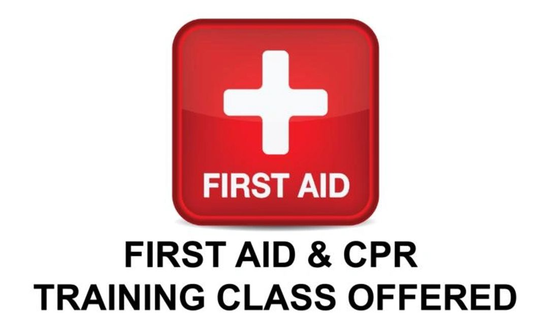 FREE First Aid/CPR/Stop the Bleed Training!