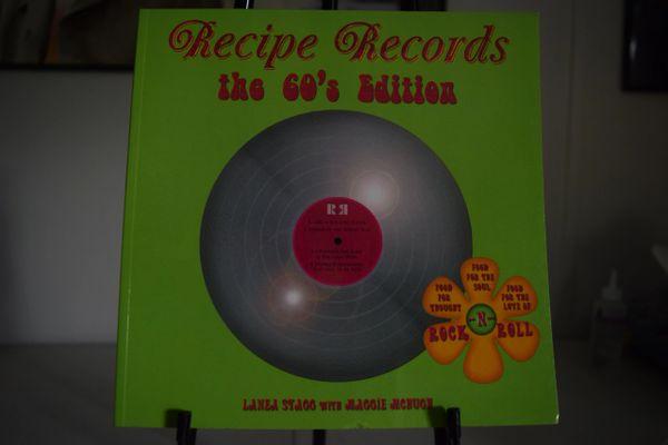 """Recipe Records the 60""""s Edition"""