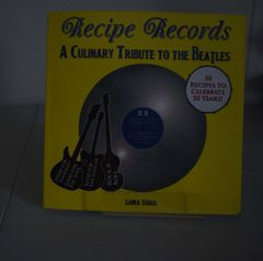 Recipe Records Beatles Cookbook