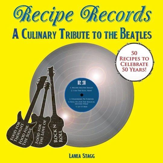 Recipe Records Beatles Cookbook