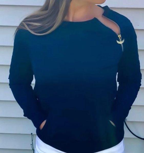 Customize Zippy Sweater