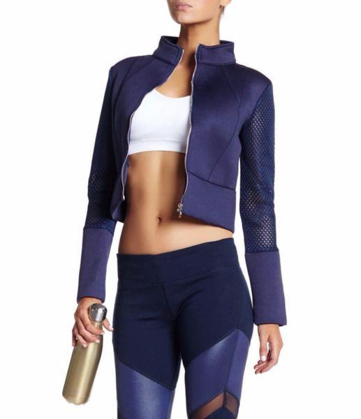 Sexy Bomber Scuba jacket (customize)