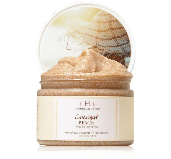 Coconut Beach® Whipped Shea Butter Body Polish