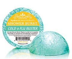 Cold & Flu Buster Shower Burst