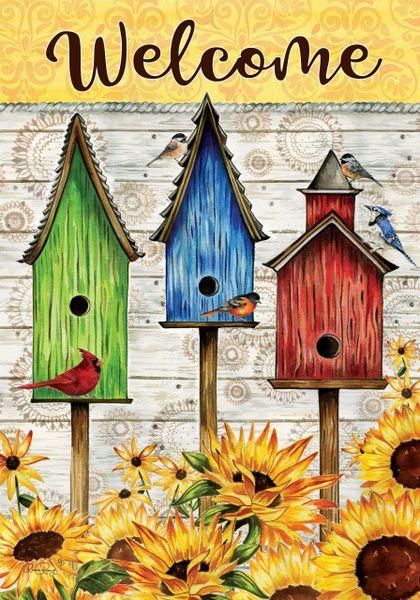 Sunny Birdhouse