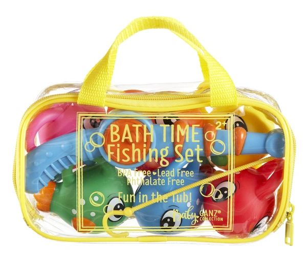 Bath Time Fishing Set