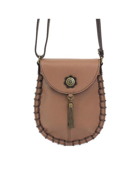 Charming cell-phone crossbody purse
