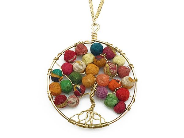 Tree of Life Necklace #02