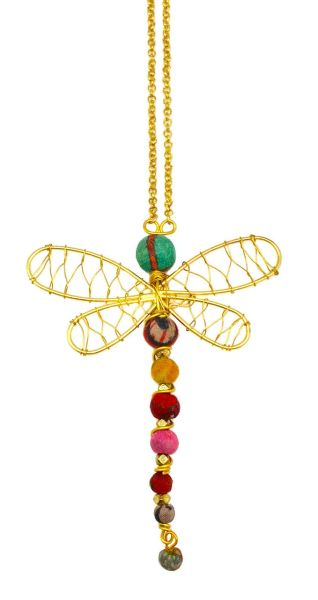 Dragonfly Necklace #48