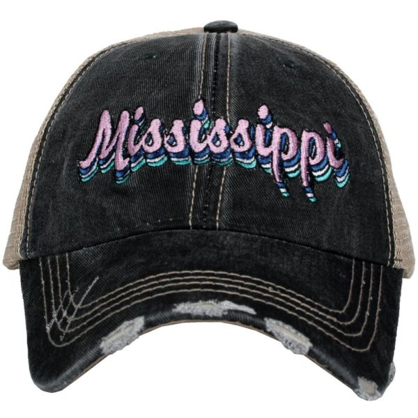 Mississippi Layered Hat