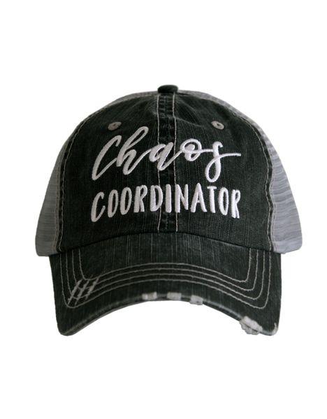 Chaos Coordinator Hat