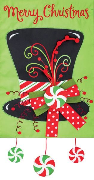 Applique-Whimsy Top Hat
