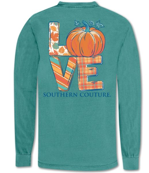 Pumpkin Long Sleeve T-Shirt