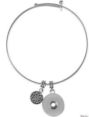 1-Snap Wire Bracelet