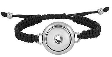 Ginger Snaps Woven Bracelet