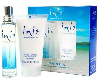 INIS THE ENERGY OF THE SEA TRAVELER DUO