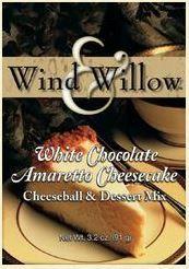 Wind & Willow Sweet Cheeseball & Appetizer Mixes