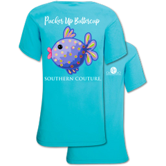Pucker Up Southern Couture T-Shirt