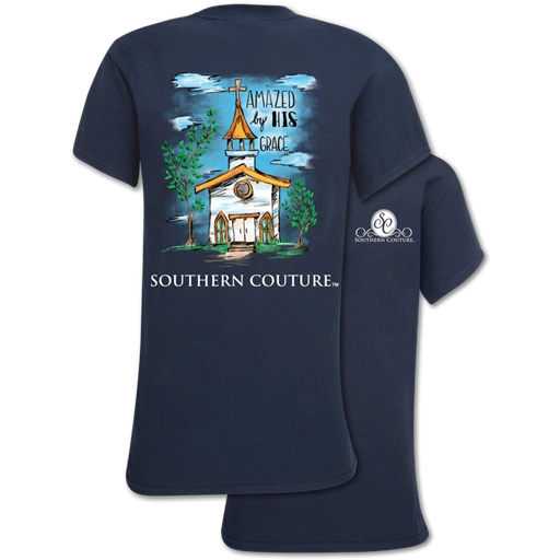 Amazed Church Southern Couture T-Shirt