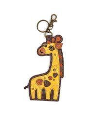 Chala Giraffe Key Chain