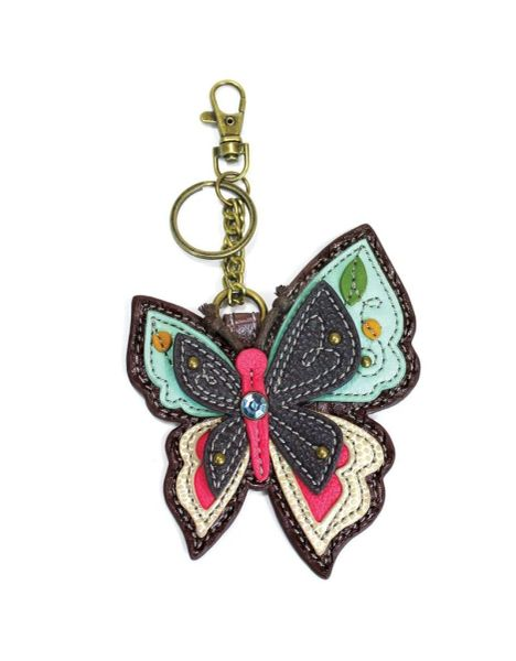 Chala Butterfly Key Chain