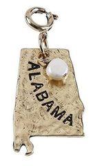 Alabama Charm Gold