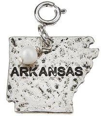 Arkansas Charm Silver