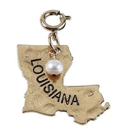 Louisianna Charm Gold