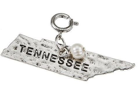 Tennessee Charm Silver