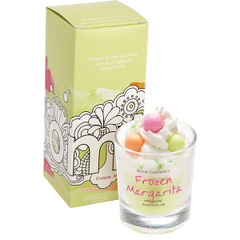 Frozen Margarita Piped Candle