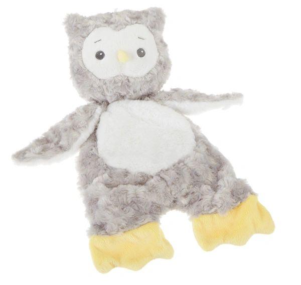 Flat-A-Pat Owl