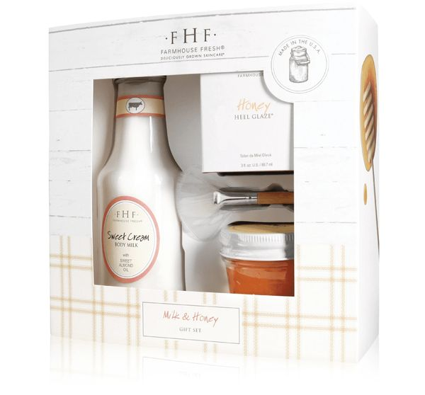 Milk & Honey Gift set