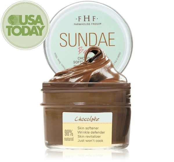 Sundae Best Face Mask