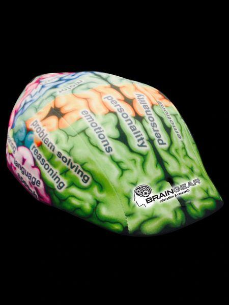 BrainGear Helmet Cover