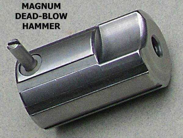 DEAD-BLOW HAMMER for 22XX, Discovery, Maximus & Fortitude