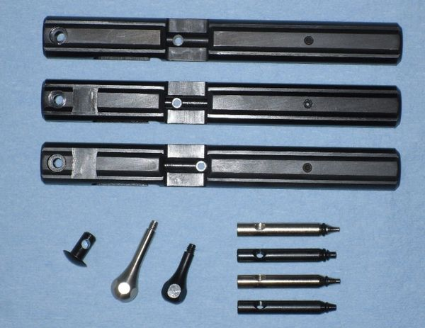 STEEL BREECHES, BOLTS, HANDLES & PLUGS ***SELECT PART FOR PRICE***