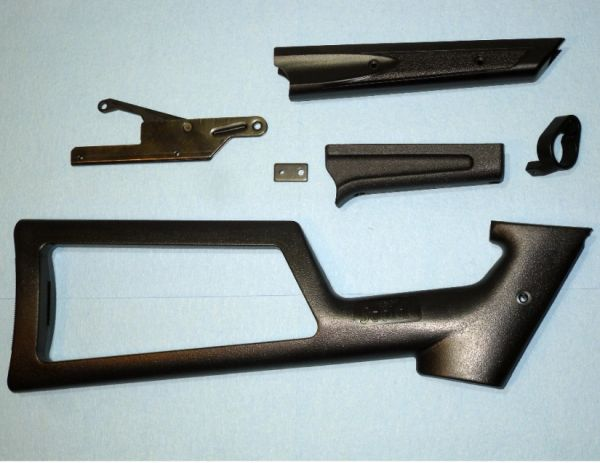 CROSMAN STOCK & FOREARM PARTS